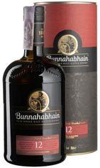 Акция на Виски Bunnahabhain 12 y.o. 0.7 л 46.3% в тубусе (5029704217366) от Rozetka