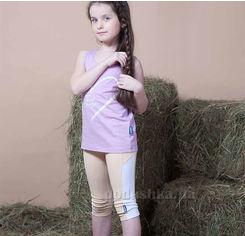 Леггинсы для девочки Овен Спорт 17Ш1-173-3 116 от Podushka