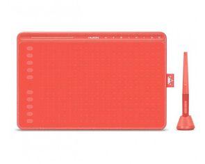 Графический планшет Huion HS611 Coral red от MOYO