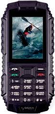 Мобильный телефон SIGMA Х-treme DT68 Black от Eldorado
