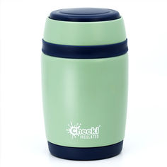 Термос для еды Cheeki Food Jar 480 мл Pistachio от Stylus