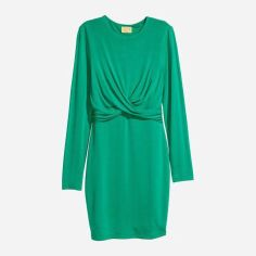 Платье H&M 6192737 34 Зеленое (hm07805835866) от Rozetka