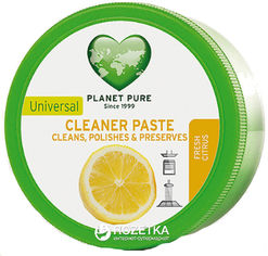Органическая универсальная чистящая паста Planet Pure Цитрусовая свежесть 300 г (9120001469338) от Rozetka