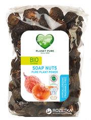 Органические гипоаллергенные мыльные орехи Planet Pure в мешочке для стирки, без аромата 350 г (9120001469994) от Rozetka