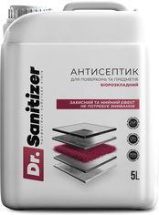Антисептик Dr. Sanitizer для поверхностей с моющим эффектом 5 л (6695326589542) от Rozetka