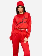 Спортивный костюм MasModa Сингл М20 005 L Красный (6400010162) от Rozetka