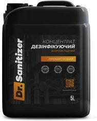 Концентрат дезинфицирующий Dr. Sanitizer Industrial 5 л (8690355835694) от Rozetka