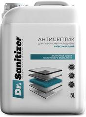 Антисептик Dr. Sanitizer для поверхностей 5 л (4470589762582) от Rozetka