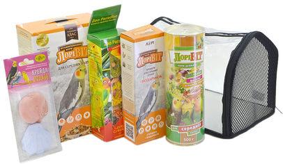Комплект №2 Лорі переноска для средних попугаев 2.5 кг (4823094310734) от Rozetka