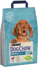 Сухой корм для щенков Purina Dog Chow Puppy Lamb со вкусом ягненка 2.5 кг (7613034488657) от Rozetka