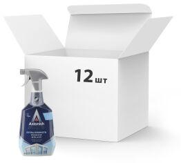 Упаковка средства для мытья окон и стекла Astonish с эффектом анти-запотевания 750 мл х 12 шт (55060060211228) от Rozetka
