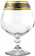 Набор бокалов для коньяка Bohemia Angela 400 мл 6 шт (b40600-43249-2) от Rozetka