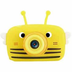 Фотоаппарат детский XOKO KVR-100 Bee Dual Lens (KVR-100-OR) от Foxtrot