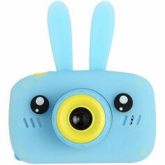Акция на Фотоаппарат детский XOKO KVR-010 Rabbit (KVR-010-BL) от Foxtrot