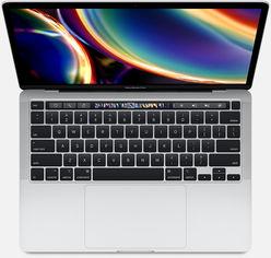 Акция на Apple MacBook Pro 13 512GB Silver (MWP72) 2020 от Stylus