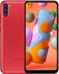 Акция на Мобильный телефон Samsung Galaxy A11 2/32GB Red (SM-A115FZRNSEK) от Rozetka