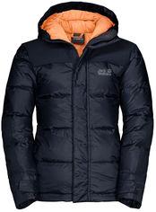 Пуховик Jack Wolfskin Mount Cook Jacket Kids 1608131-1910 176 см Темно-синий (4060477299860) от Rozetka