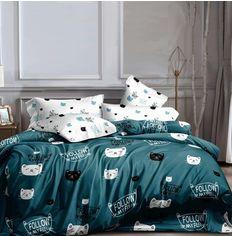 Комплект постельного белья MirSon Бязь 17-0071 Monik 175х210 (2200001470699) от Rozetka