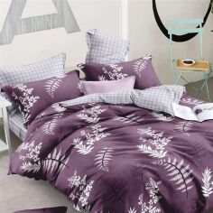 Акция на Комплект постельного белья MirSon Бязь 17-0065 Dorian 110х140 (2200001469488) от Rozetka
