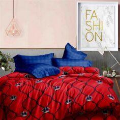 Комплект постельного белья MirSon Бязь 17-0064 Berenis 143х210 (2200001469570) от Rozetka