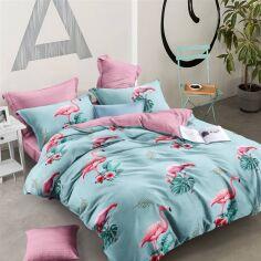 Комплект постельного белья MirSon Бязь 17-0043 Inacia 160x220 (2200001476820) от Rozetka