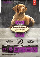 Сухой корм Bio Biscuit Oven-Baked Tradition беззерновой для собак со свежим мясом утки 2.27 кг (669066098187) от Rozetka