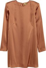 Платье H&M XAZ175551QMUF 36 Светло-коричневое (DD2000002337348) от Rozetka
