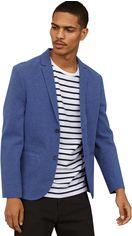 Пиджак H&M KK6063017 48 Синий (2009900027696) от Rozetka