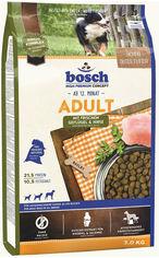 Сухой корм для собак Bosch HPC Adult Птица + просо 3 кг (4015598013147) от Rozetka