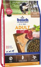 Сухой корм для собак Bosch HPC Adult Ягненок + рис 3 кг (4015598013192) от Rozetka