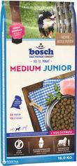 Сухой корм для щенков Bosch HPC Junior Medium 15 кг (4015598012973) от Rozetka