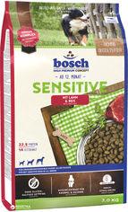 Сухой корм для собак Bosch Sensitive Ягненок + рис 3 кг (4015598013703) от Rozetka