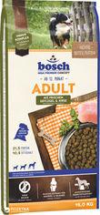 Сухой корм для собак Bosch HPC Adult Птица + просо 15 кг (4015598013161) от Rozetka