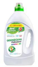 Гель для стирки цветной одежды Green&Clean Professional 3 л (4823069702403) от Rozetka