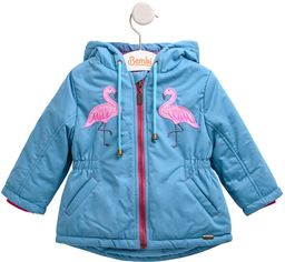 Демисезонная куртка Бемби КТ168 80 см Голубая (33168023335.400) от Rozetka