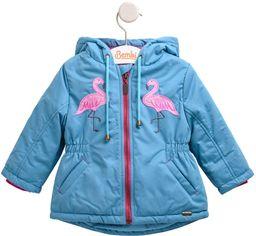 Демисезонная куртка Бемби КТ168 74 см Голубая (33168023334.400) от Rozetka