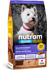 Сухой корм для собак Nutram Sound Balanced Wellness Small Breed со вкусом курицы 2 кг (067714102307) от Rozetka