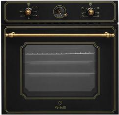Духовой шкаф электрический PERFELLI BOE 6644 BL RETRO от Rozetka