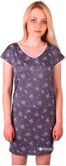 Ночная рубашка НатаЛюкс 84-2011 44 Темный цветок (8420114131221) от Rozetka