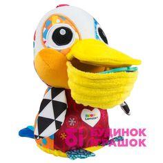 Акция на Развивающая игрушка для малышей пеликан Фелипе (LC27518) от Будинок іграшок