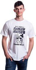 Акция на Футболка Good Loot Disney Mickey Steamboat Willie (Микки и пароход Вилли) S (5908305224693) от Rozetka