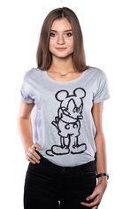 Футболка женская Good Loot Disney Angry Mickey (Микки) XL (5908305224884) от Rozetka