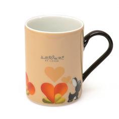 Набор фарфоровых чашек для кофе 300мл Lover by Lover Berghoff 3800012 от Podushka