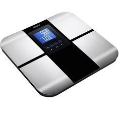 Акция на Весы напольные  Sencor SBS6015BK от MOYO