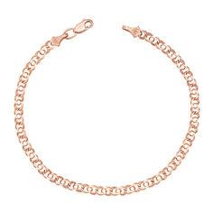 Золотой браслет Арабка в красном цвете 000127268 19 размера от Zlato