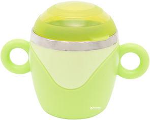Чашка Baby Team с крышкой и ручками (6091) от Rozetka