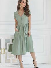 Акция на Платье New Fashion 352 42 Фисташковое (2000000469577) от Rozetka