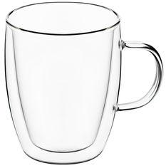 Набор чашек Ardesto для латте с двойным дном 270 мл 2 шт (AR2627G) от Rozetka