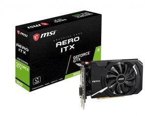 Видеокарта MSI GeForce GTX1650 4GB DDR5 ITX (GF_GTX1650_AERO_ITX_4G) от MOYO