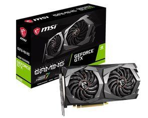 Видеокарта MSI GeForce GTX1650 4GB DDR6 GAMING (GTX_1650_D6_GAMING) от MOYO